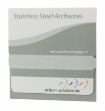 Stainless Steel Narrow Form Archwire